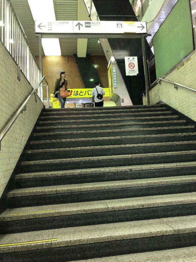 新宿東口ルミネエストのスタバ4